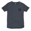 Morphium Skateboards T-Shirt Circle schwarz