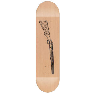 Morphium Skateboards Ash Top Grafik