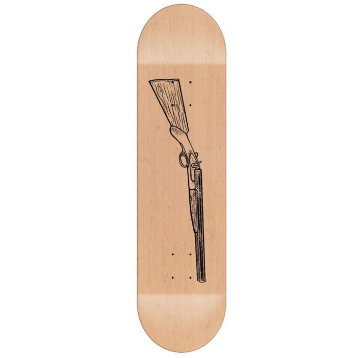 Morphium Skateboards Ash Top Grafik