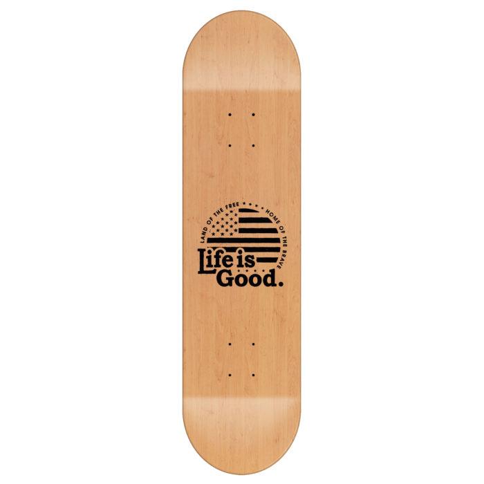 Morphium Skateboards USA Top Grafik