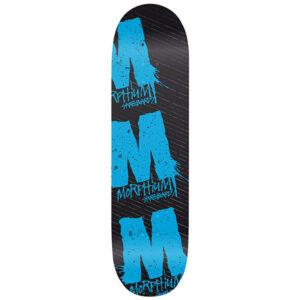 Morphium Deck M-Logo cyan