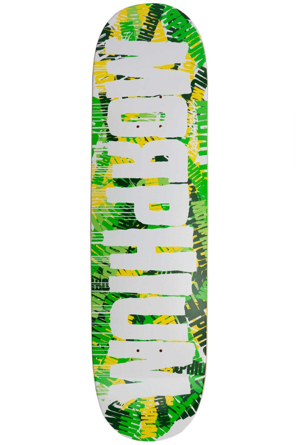 Morphium Skateboards Krink green